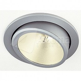 BIG GIMBLE G12 Downlight, aluminium-poliert