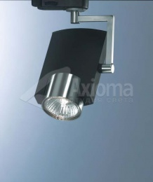 CONTROL,  black mat, for direct ceiling mounting
